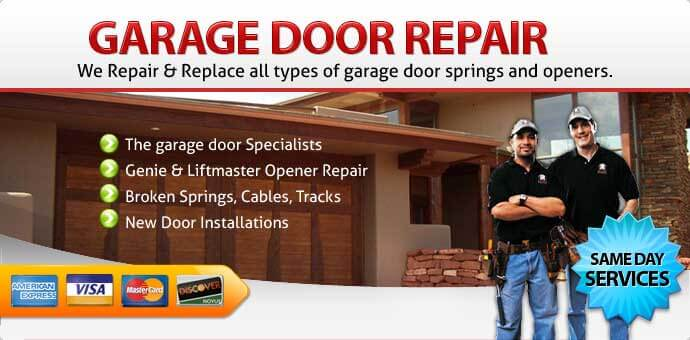 garage door repair hesperia ca